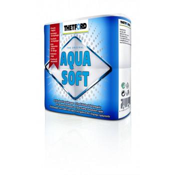 Aqua Soft Toiletpaper 4 rollos
