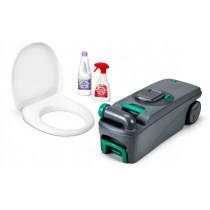 Depósito de residuos con Ruedas C200 serie