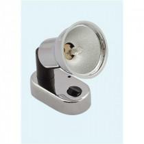 Foco Spot mini plata 12V halog. 10W