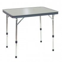 Mesa rectangular aluminio