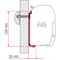 Kit adaptador F-35 pro Mercedes