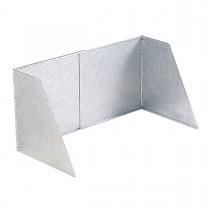 Paraviento aluminio